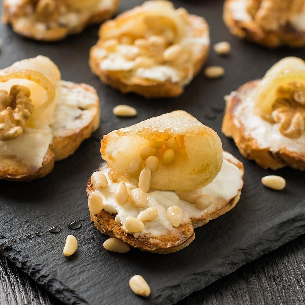 Tartine gourmet | Negriricevimenti.com