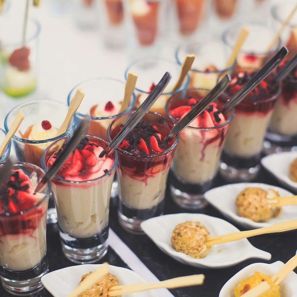 Finger food catering | Negriricevimenti.com