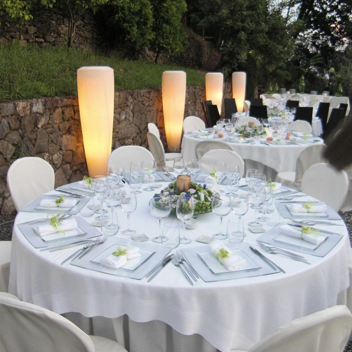 Mise en place matrimoni | Negriricevimenti.com