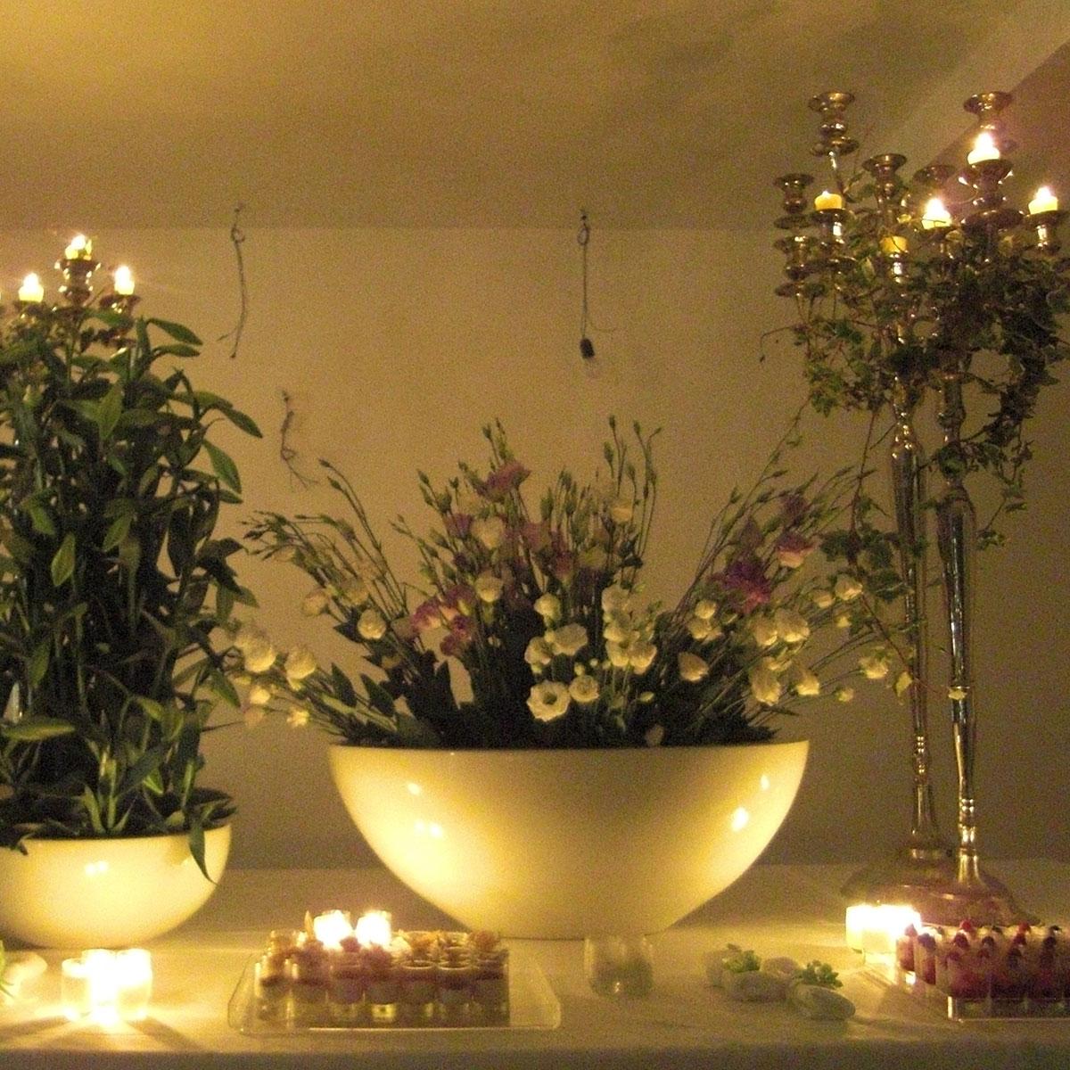 Vaso di fiori cerimonie | Negriricevimenti.com