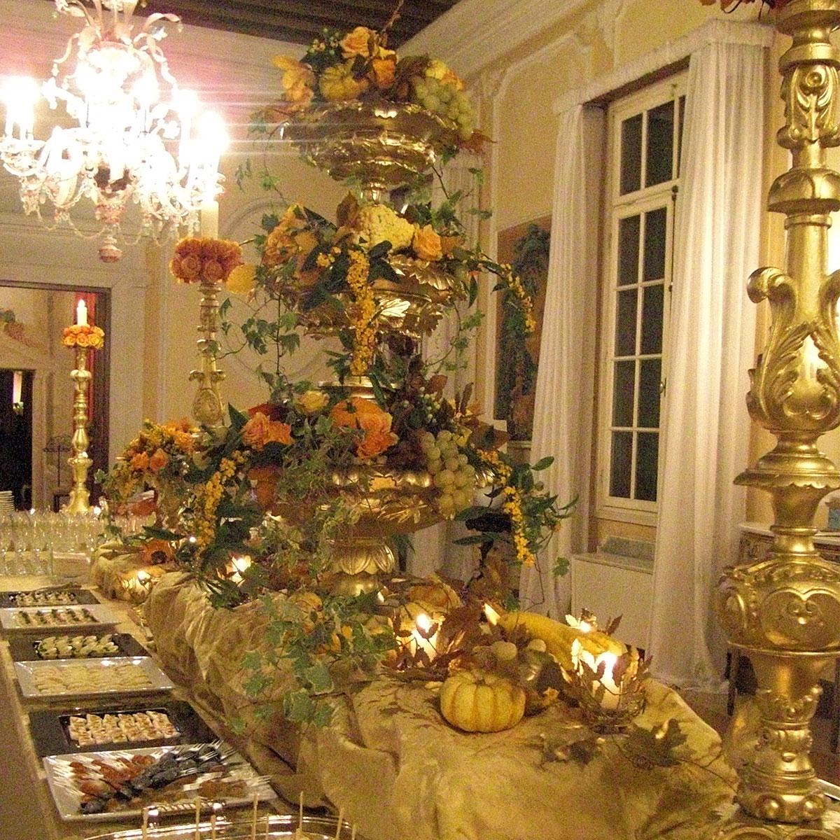 Allestimento buffet cerimonie | Negriricevimenti.com