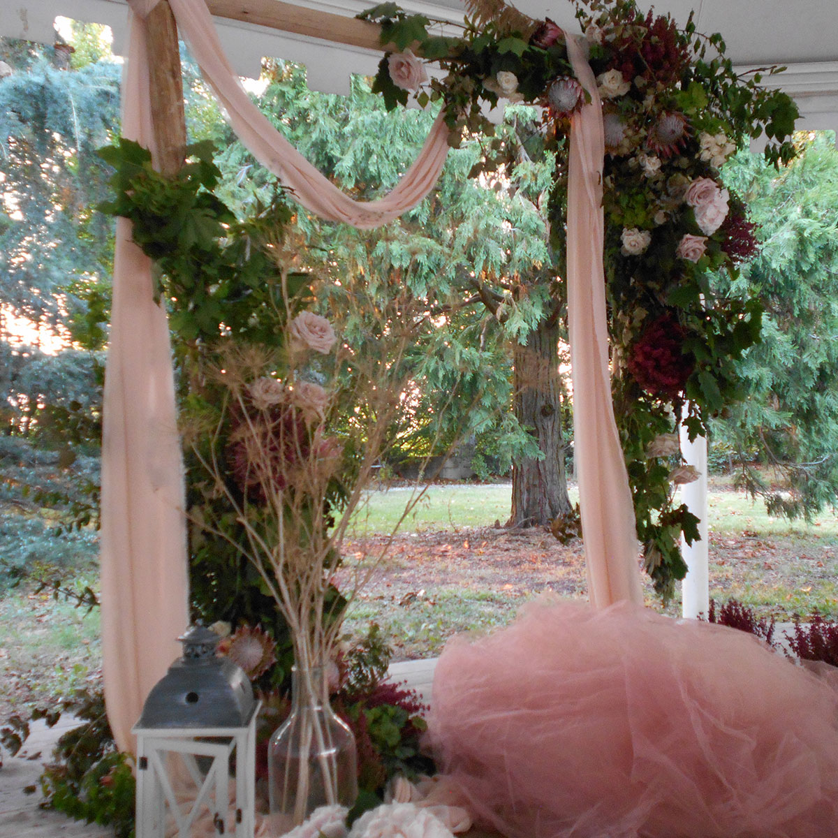Allestimenti rosa matrimoni | Negriricevimenti.com
