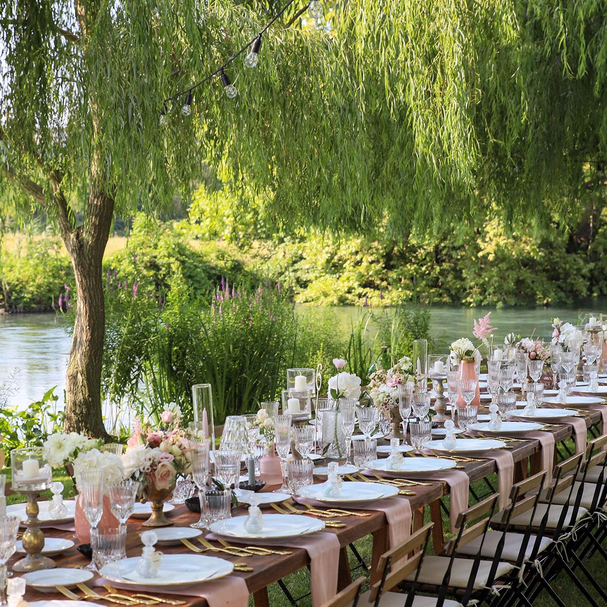 Matrimonio su lago | Negriricevimenti.com