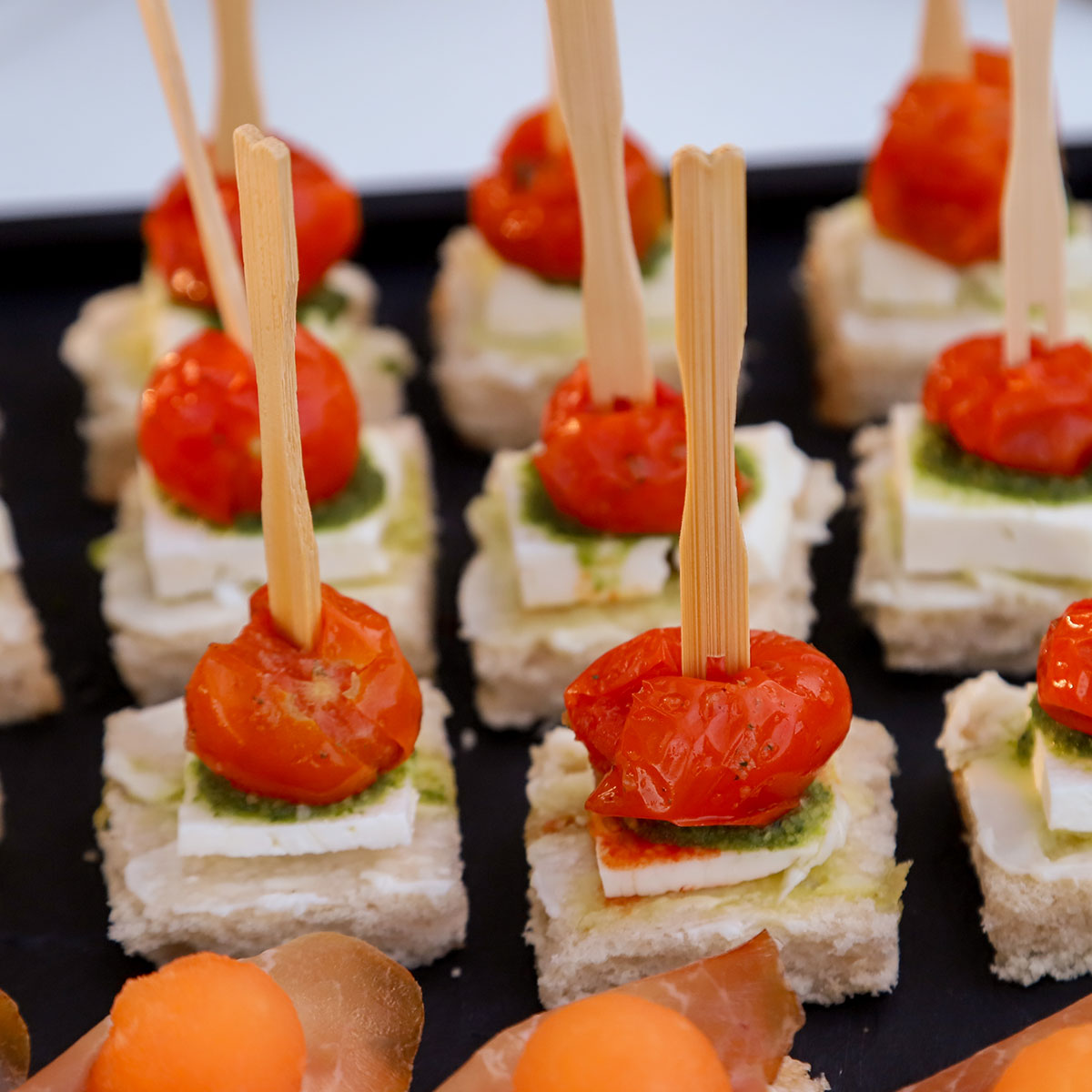 finger food buffet | Negriricevimenti.com