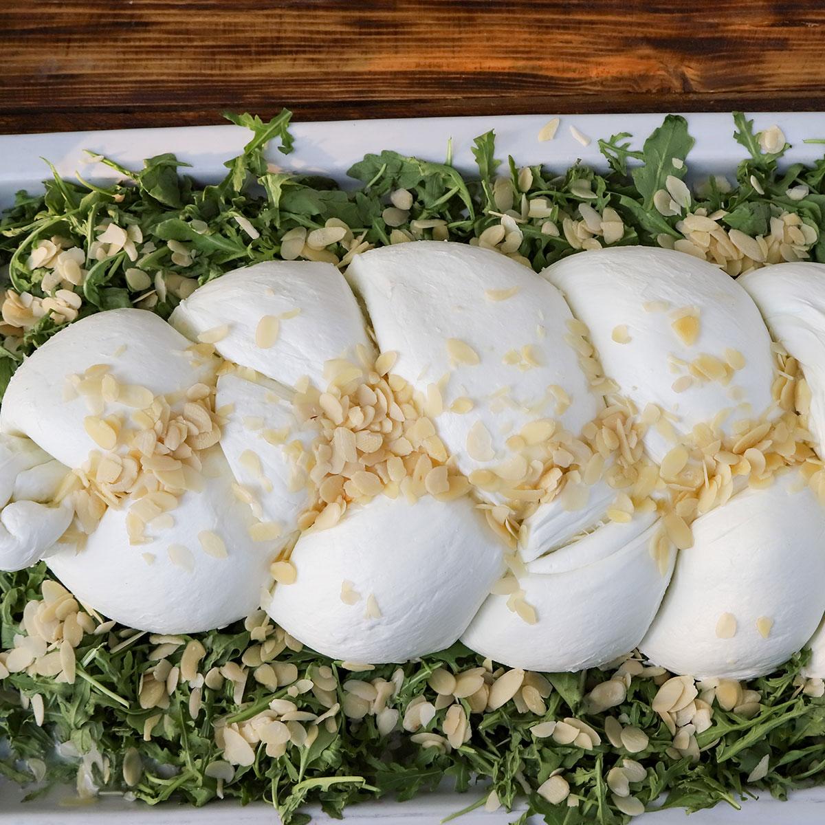 Mozzarella , materie prime | Negriricevimenti.com