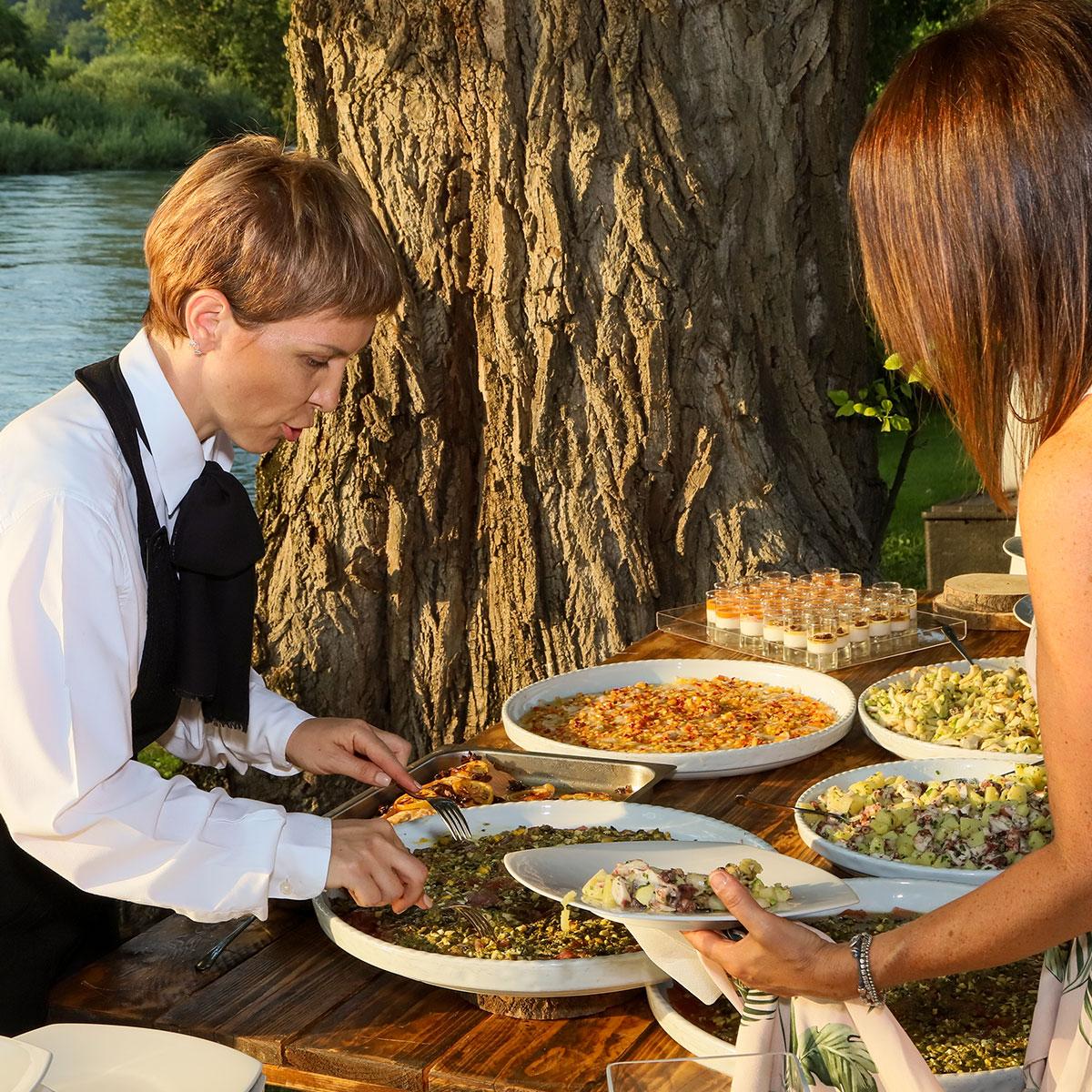 Servizio catering professionale | Negriricevimenti.com