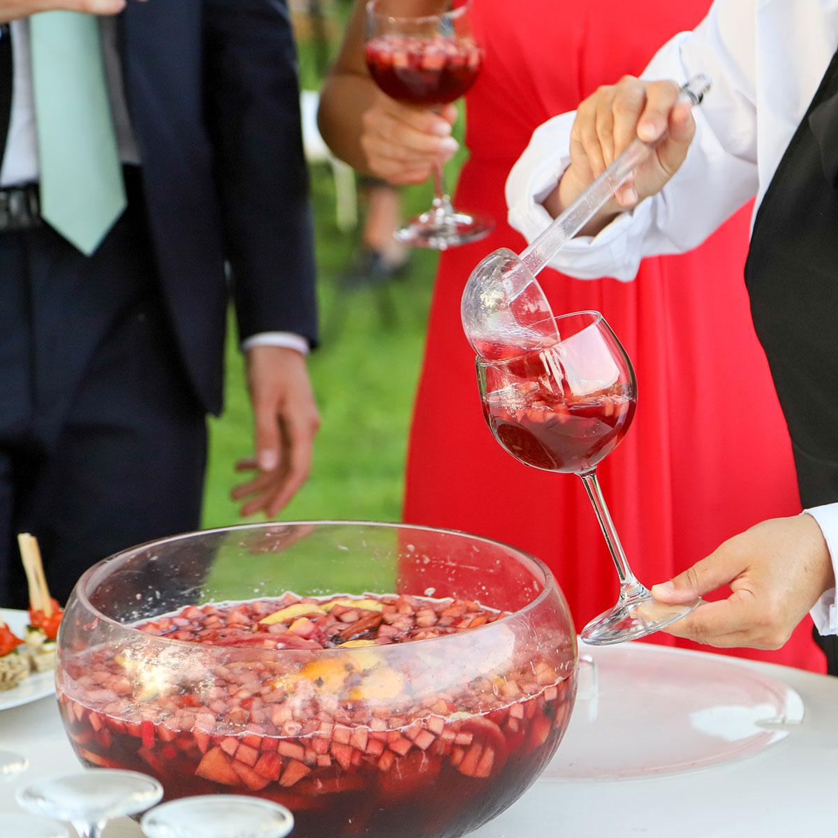 Servizio aperitivo | Negriricevimenti.com