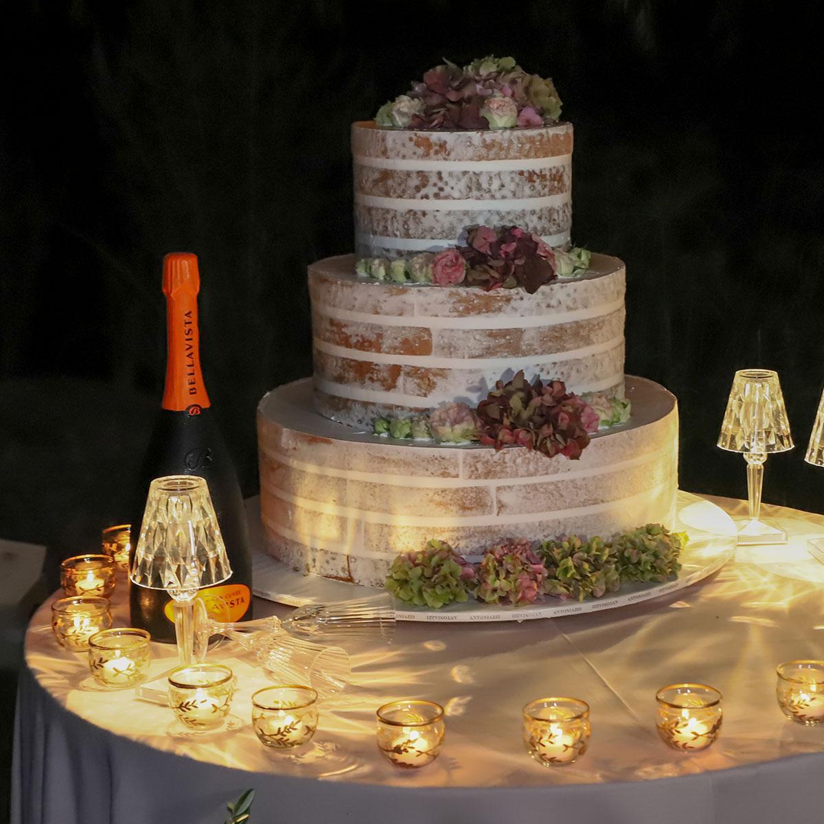 Torte di matrimonio | Negriricevimenti.com